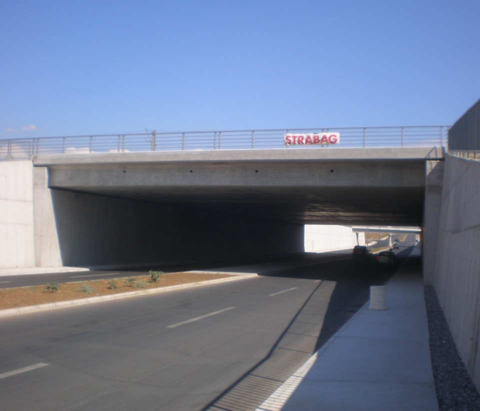 bypass around Podgorica